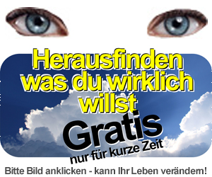 Neue Möglichkeiten prüfen, Chancen nutzen Glücksmomente Garz/Rügen
