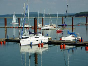 Segelhafen Brombachsee