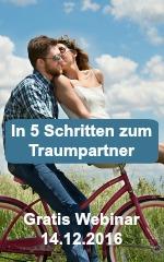"""Gratis-Live-Video-Workshop """"In 5 Schritten zum Traumpartner"""""""