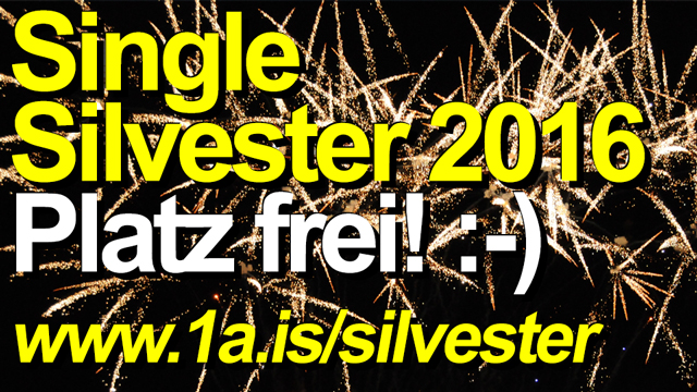 Silvester single party essen