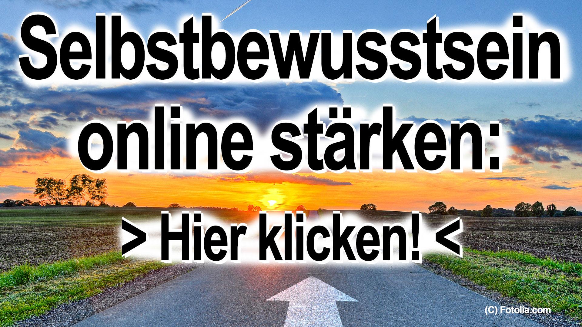 Online-Selbstbewusstseinstraining Bad Grund -Harz