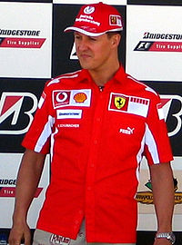 Michael Schumacher (2005)