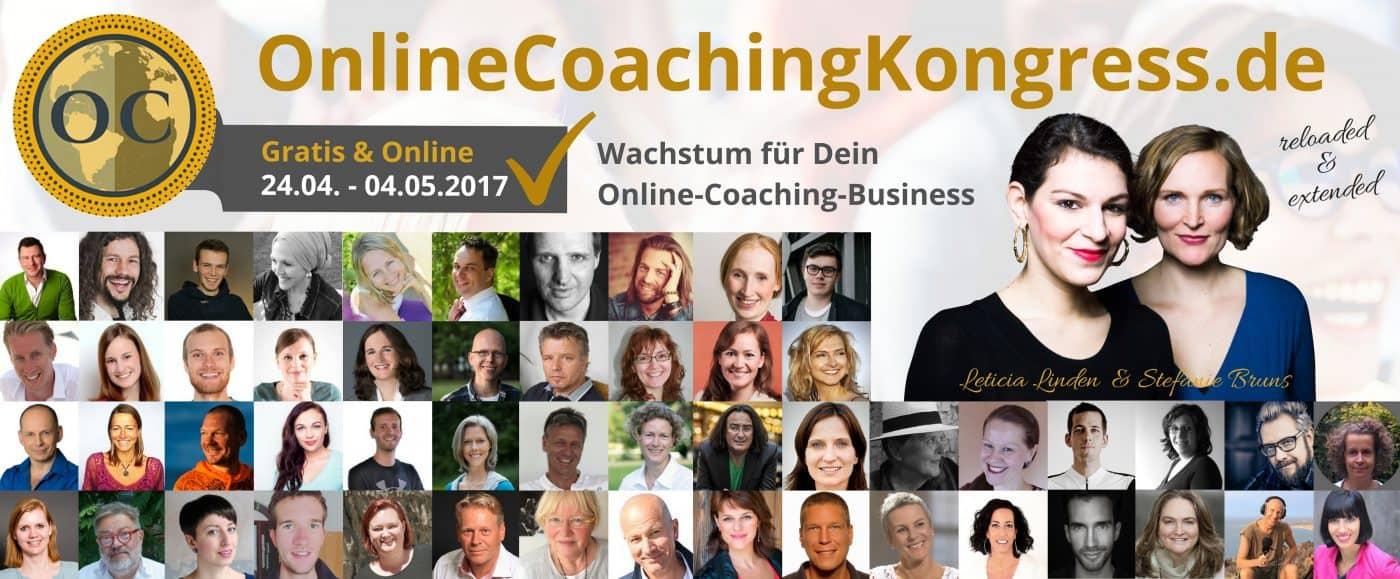 OnlineCoachingKongress 2017 mit Matthias Schwehm Ka Sundance und viele weitere