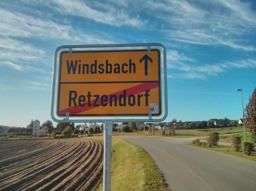 Seminarzentrum Windsbach Schwehm Mittelfranken bei Nürnberg im Landkreis Ansbach