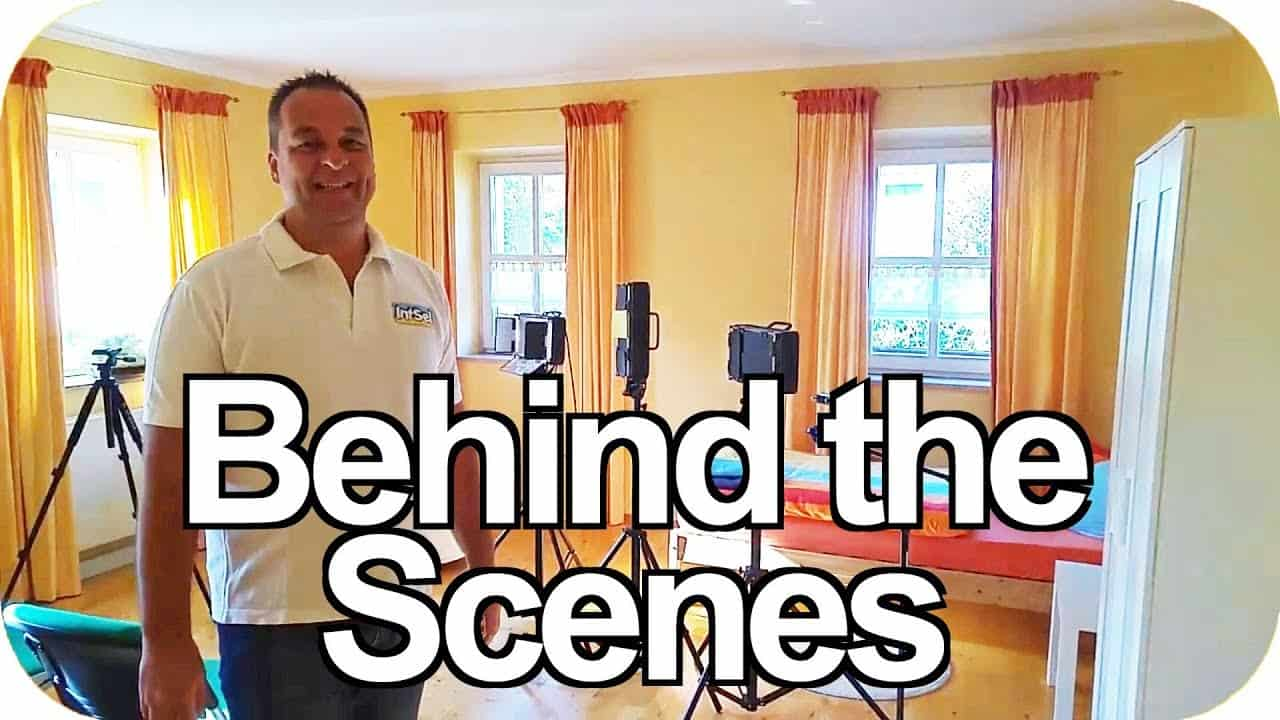 Behind the Scenes mit Matthias Schwehm Video-Interview