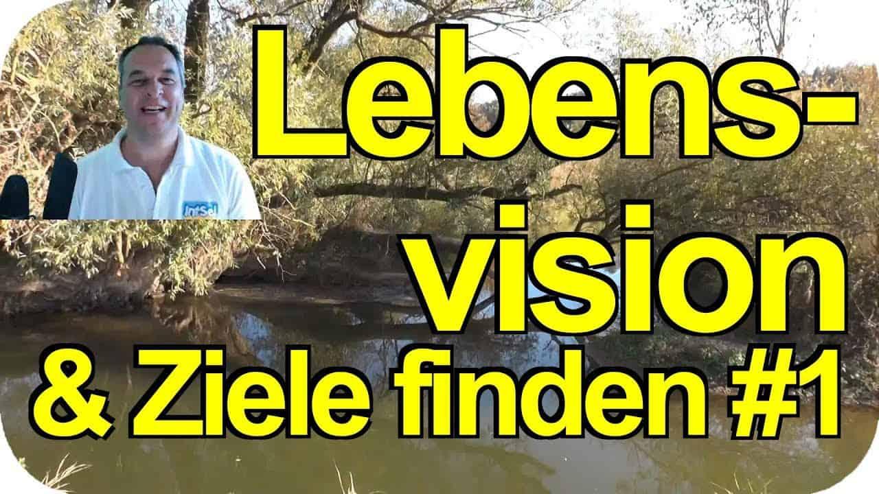 Hypnose: Lebensvision finden, Ziele finden, Herausfinden was du wirklich willst. Mit Matthias Schwehm