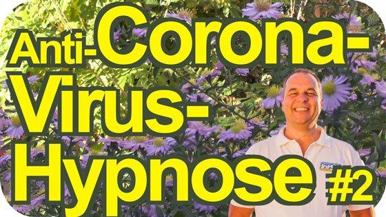 Anti-Coronavirus-Hypnose mit 3-fach-Wirkung